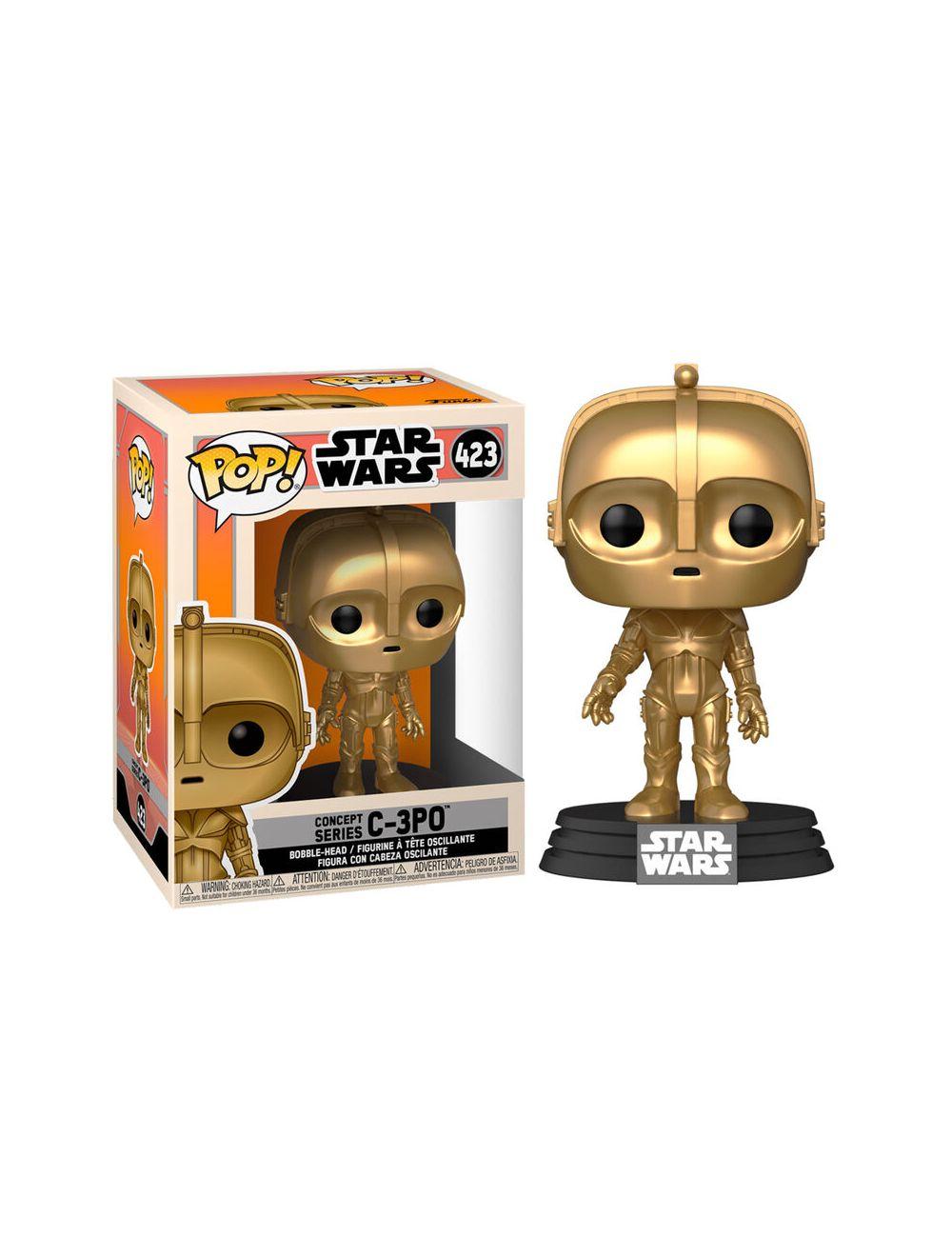 Funko POP! Star Wars Concept - C-3PO Vinyl figura 10cm