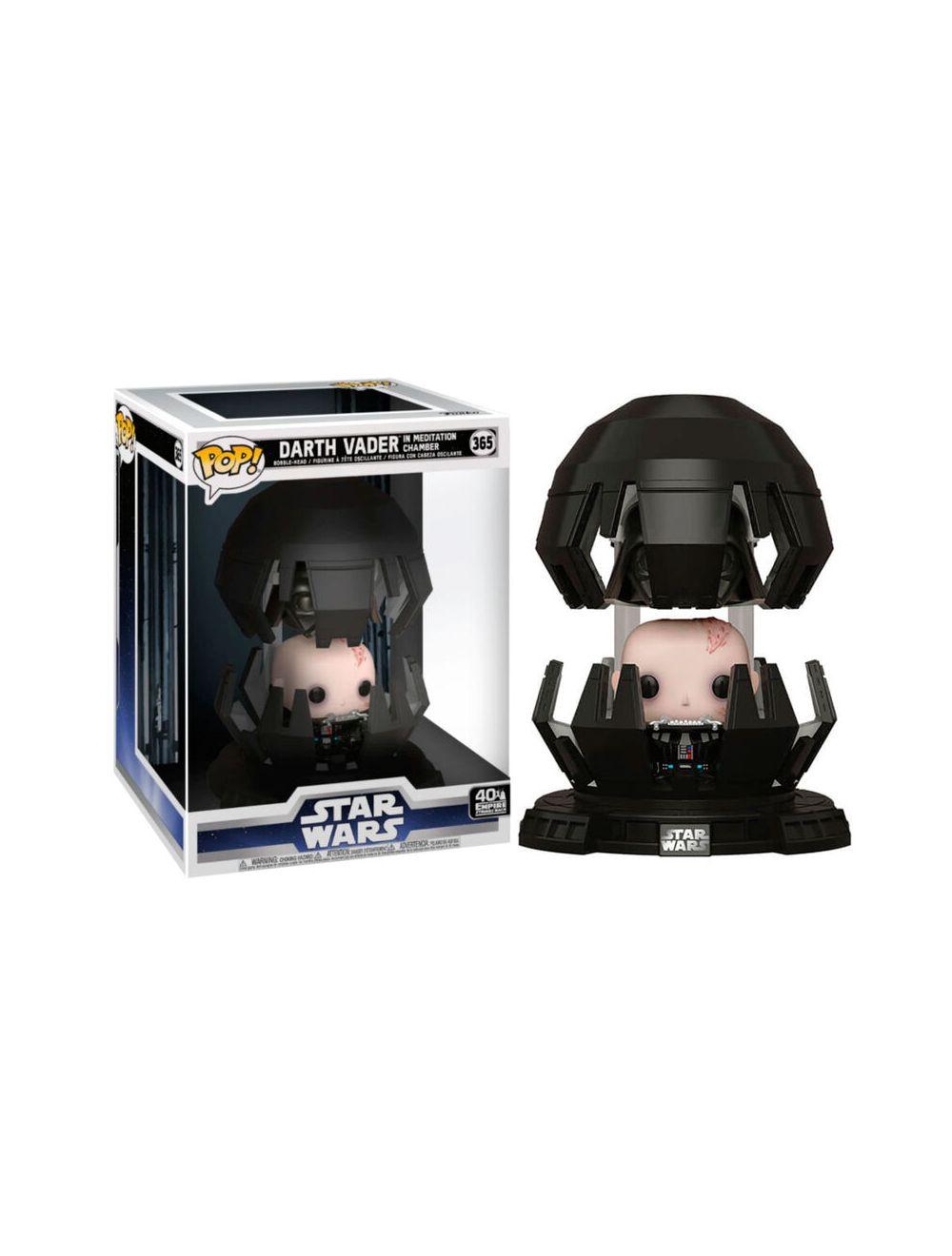 Funko POP! Star Wars Darth Vader in Meditation Chamber Vinyl Figura