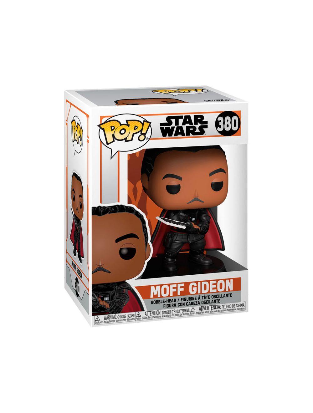 Funko POP! Star Wars: Mandalorian - Moff Gideon Vinyl Figura 10cm