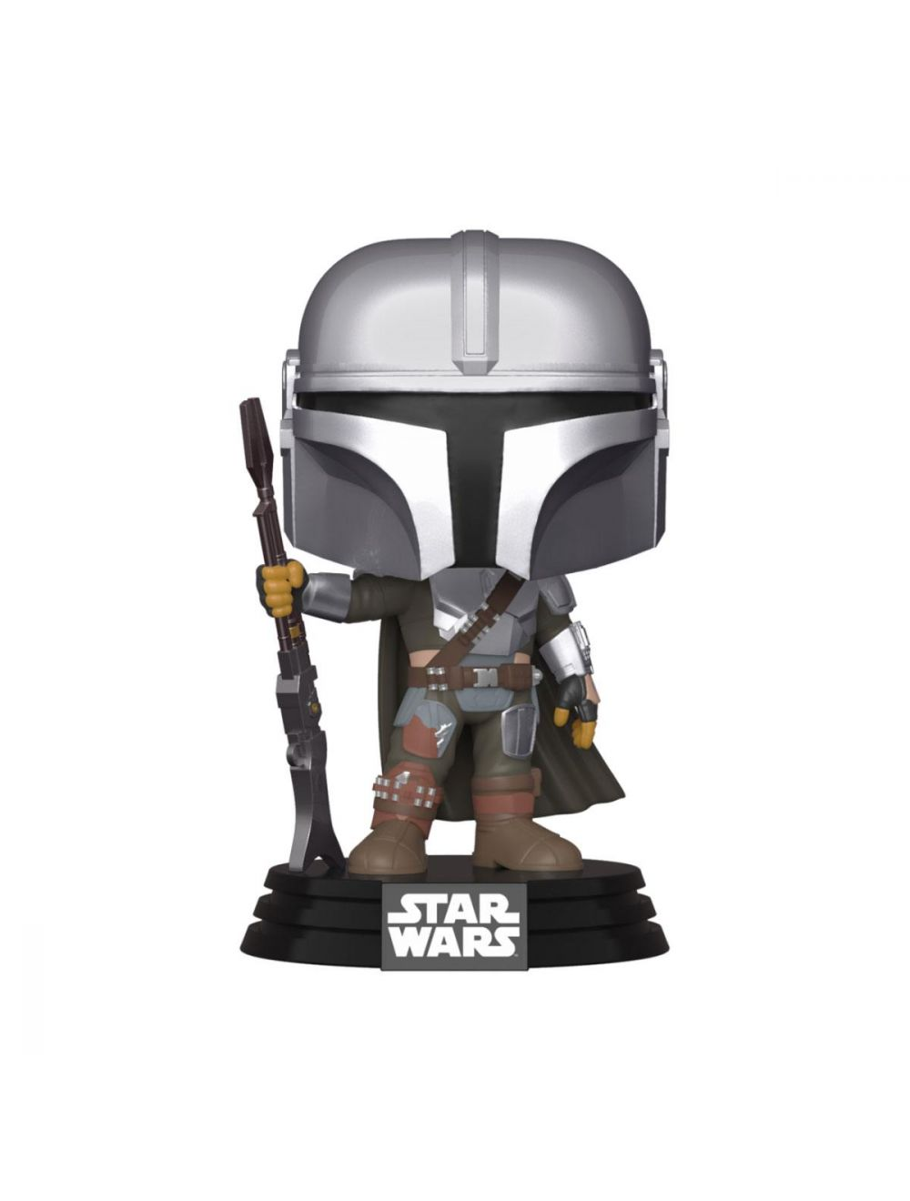 Funko POP! Star Wars: Mandalorian - The Mandalorian Vinyl figura 10cm