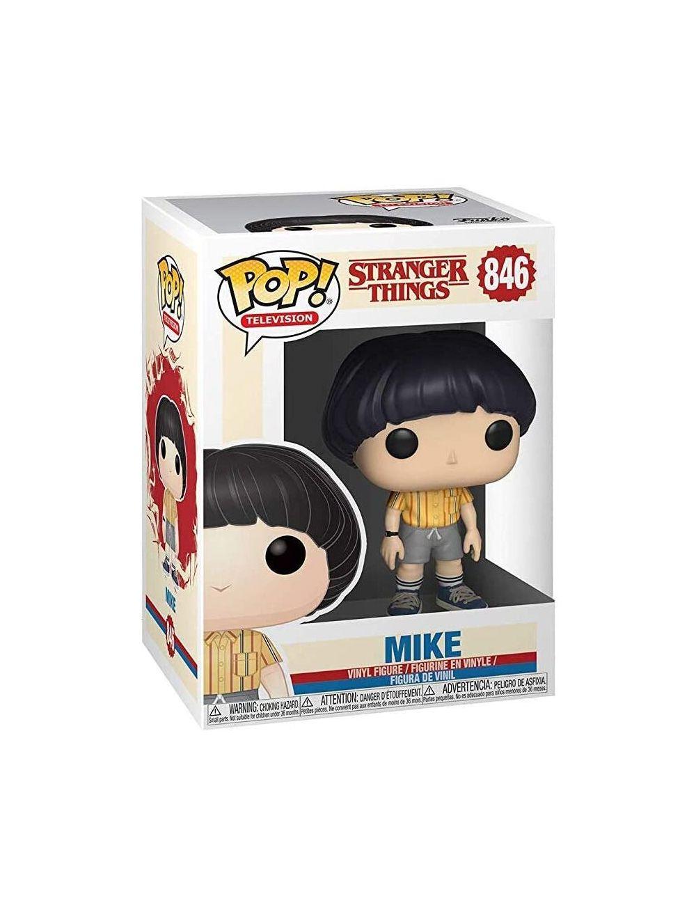 Funko POP! Stranger Things Mike Vinyl Figura 10cm