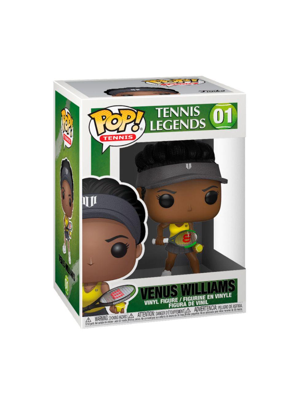 Funko POP! Tennis Legends - Venus Williams Vinyl figura 10cm