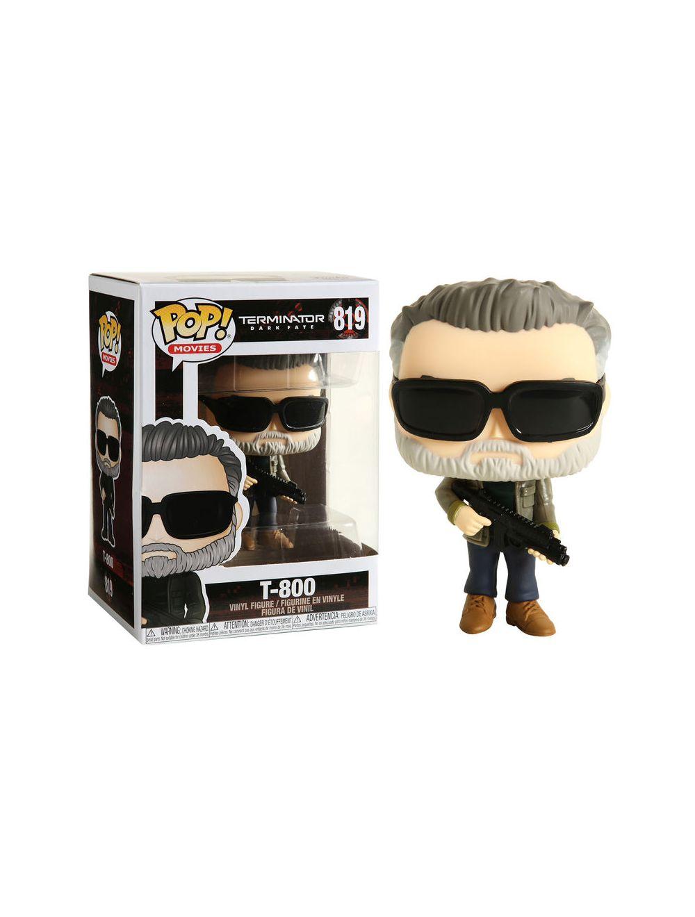 Funko POP! Terminator Dark Fate - T-800 - Arnold Schwarzenegger - Vinyl figura 10cm