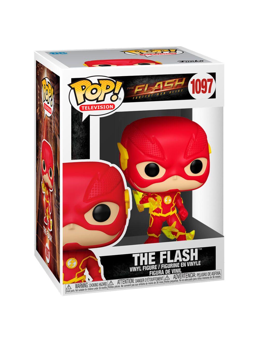 Funko POP! The Flash - The Flash Vinyl Figura 10cm