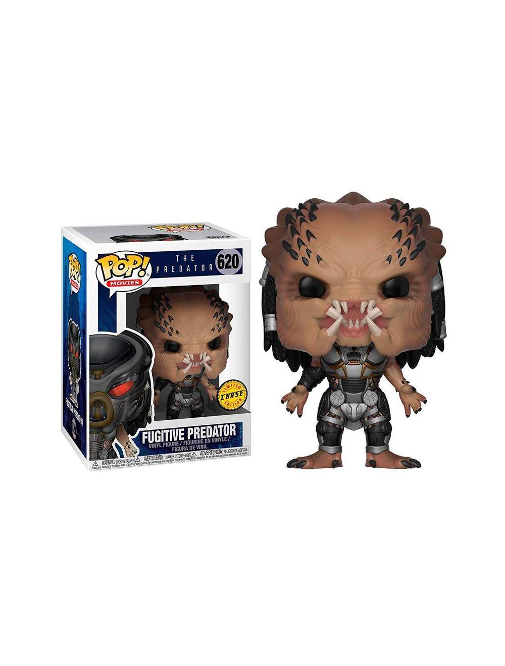 Funko POP! The Predator - Predator Chase Vinyl Figura 10cm