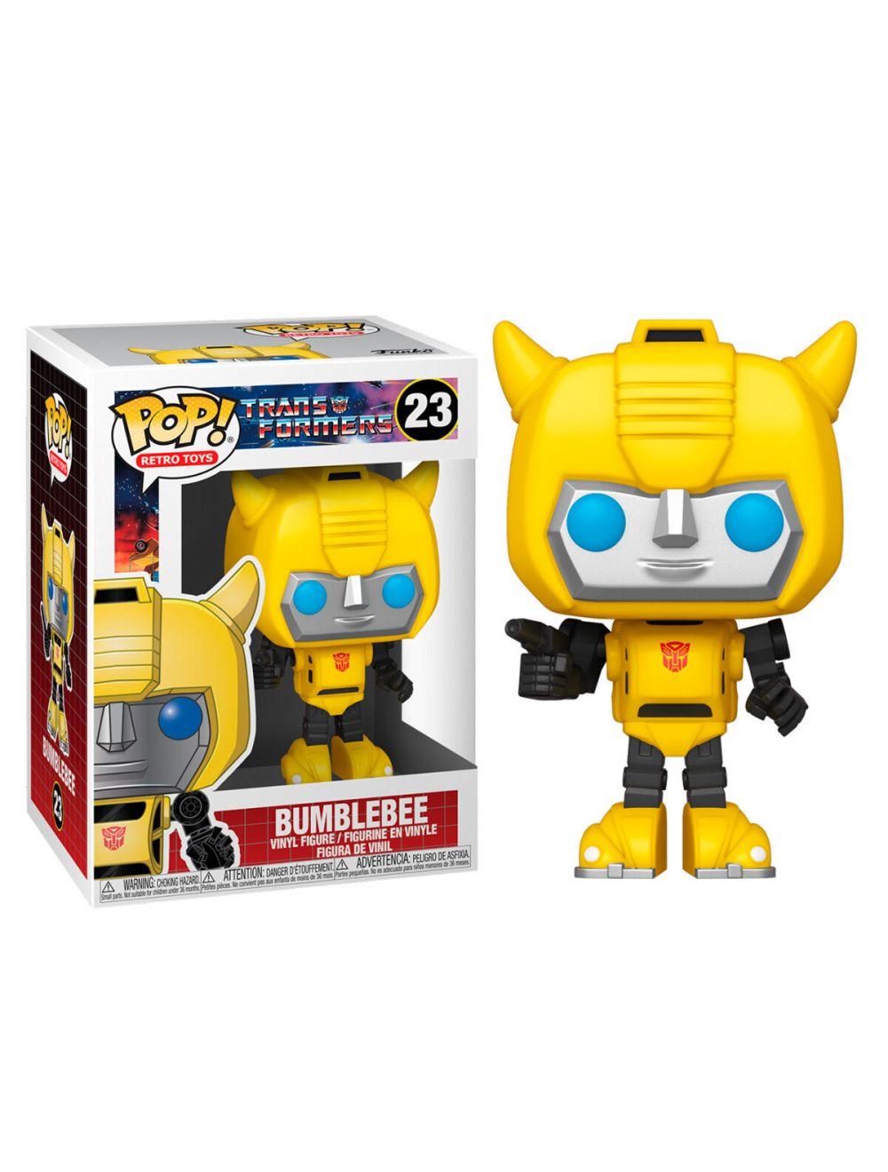 Funko POP! Transformers - Bumblebee Vinyl Figura 10cm