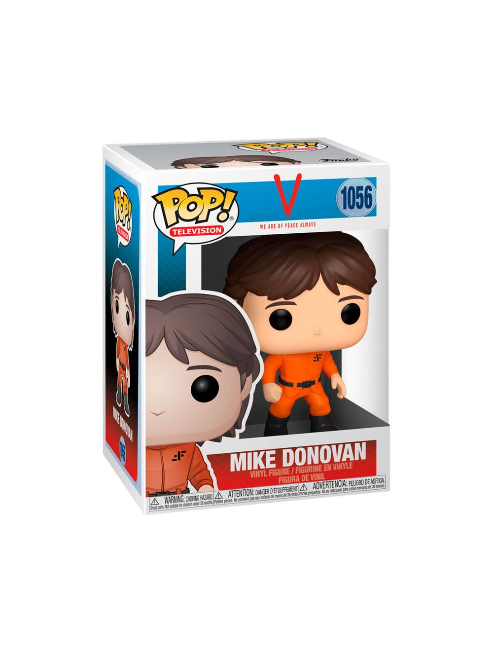 Funko POP! TV Show - Mike Donovan Vinyl figura 10cm