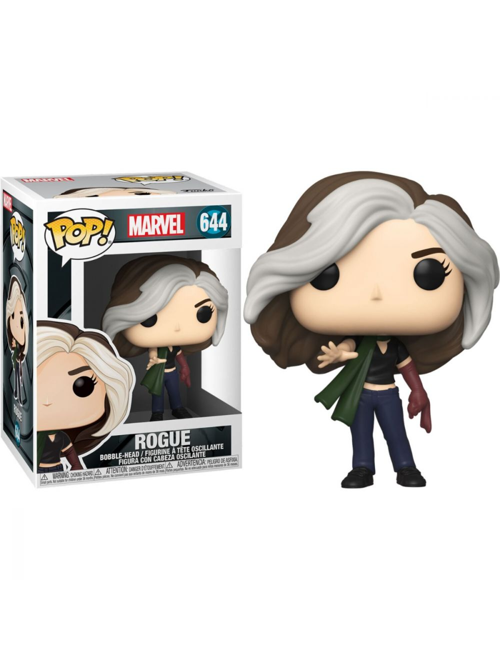 Funko POP! X-Men 20th - Rogue Vinyl figura 10cm