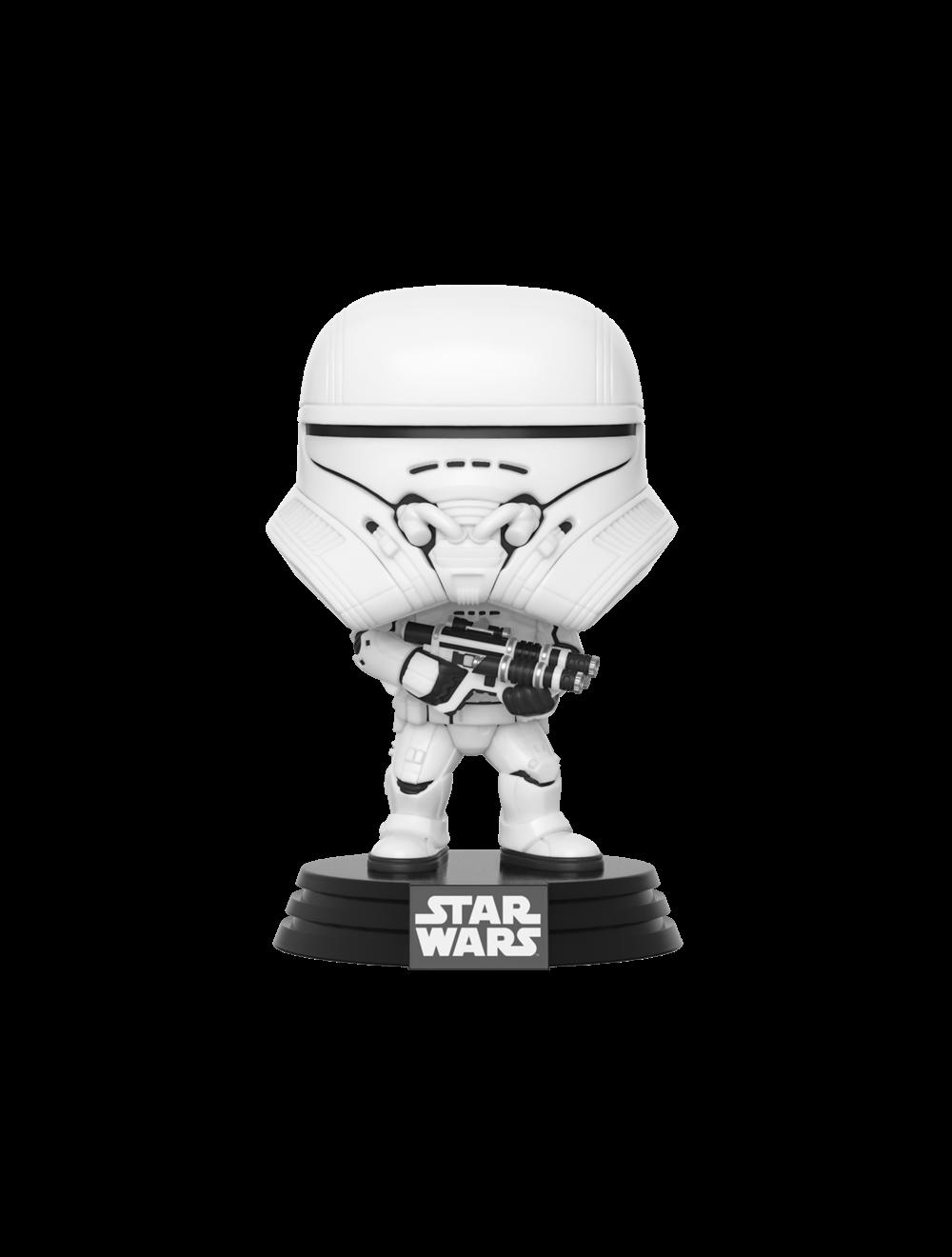 Funko POP! Star Wars Ep 9 - Jet Trooper Vinyl Figura 10cm